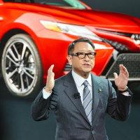 トヨタ、米国に1兆円超を投資へ トランプ氏の発言受け豊田社長が発表、今後5年間で