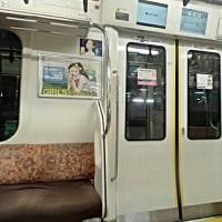 05/26 立川駅から中央線で八王子🚉へ