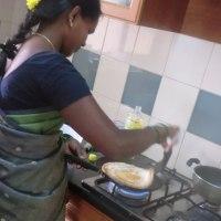 ~南インドの食文化(マサラ・ドーサ)~