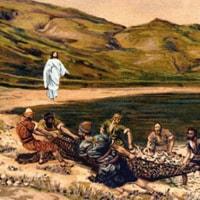 洗礼祝賀茶話会・・・感謝の涙。 そして 『復活した後、弟子に現れたのは、三度目である。』