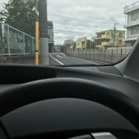 運転は首が重要                  フジドライビングスクール東京