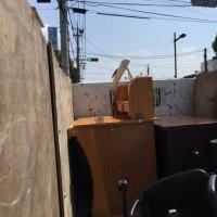 熊本市区 学習机イスの廃棄処分賜ります。家具家電製品の出張処分賜ります。