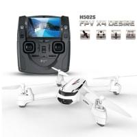 5%off-Hubsan X4 H502S 5.8G FPV 720P カメラ 付き GPS RC クアッドコプター (2個 バッテリー付き)