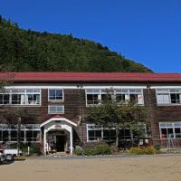 懐かしの学び舎 南信州旧木沢小学校