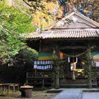 潮嶽神社の本殿です。   (Photo No.14047)