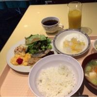 みんな大好き ホテルの朝食 (´▽`)
