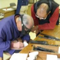 木彫講座 修了