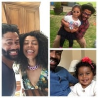 Happy Father's Day, Eric Benet!