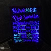 【LIVE REPORT】4/23柏616