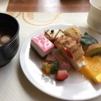 神戸 六甲アイランドベイシェラトンホテル ランチバイキング