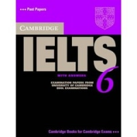 Cambridge Ielts 6 Self-study Pack