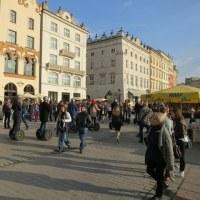 ポーランド旅行3日目 クラクフ日帰り観光