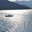 海の日シメは 中禅寺湖♪