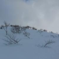 厳しかった地吹雪の栗駒山でした。