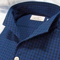 春の新柄 オーダーシャツ