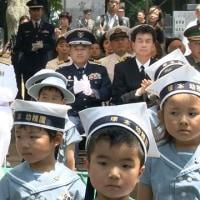 今話題の軍国・ヘイト幼稚園に感謝状を出していた稲田防衛大臣。