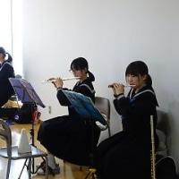 4/21 放課後の部活動 今日は、吹奏楽・美術・パソコン部