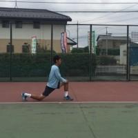 ストレッチ  姿勢を良くしていくストレッチ③「股関節のストレッチ」  〜才能がない人でも上達できるテニスブログ〜