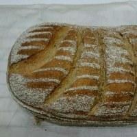ライ麦パンを焼きました!