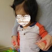 15ヶ月 Immunizationと健診