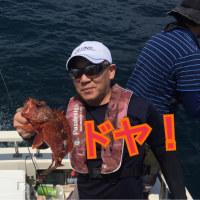 2017/6/17 テンヤ小僧(番外編)