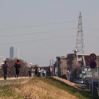 多摩川ぶらり散歩