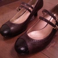クラシカルな靴