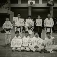 第16回九州黒潮少年少女空手道大会