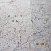 ハイキング計画 瓶割峠から富幕山