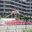 7月22日東山公園テニスコート