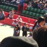 楽天ジャパンオープンテニス 2015 観戦記 その10