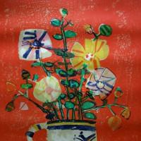 アイズピリさん・画 「野生の花束」