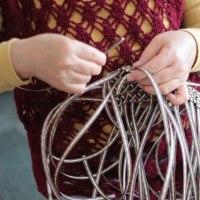 アトリエWendyの籠編み教室      竹島クラフトセンター