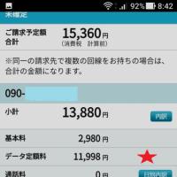 ワイモバイル(Y!mobile)混乱