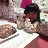 姫1、5歳になる!の巻。