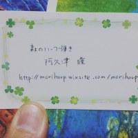 02/15 森のハープ弾き