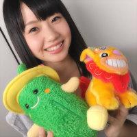 その15:瀧野由美子(STU48センター) 「AKB48総選挙ガイドブック」注目の100人紹介オフショット