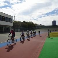 平成29年度ジュニア自転車競技教室第一回