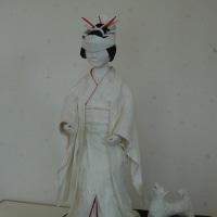 創作和紙人形