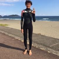 冬のサーフィンスクール★LES