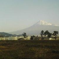 富士から見た富士
