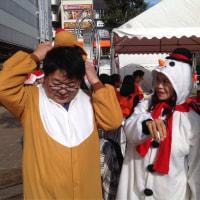12月4日(日) ウィンターフェア(大和駅前広場)