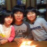 長男の誕生日