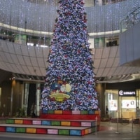 リバーウオークのクリスマス