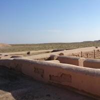古テルメズの歴史 History of ex-Termez