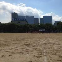 東京都大学サッカーリーグ戦第五節