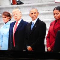 44代オバマ氏➡トランプ45代米大統領
