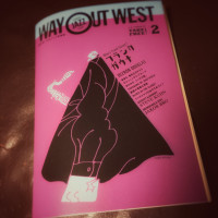 Way Out West 2月号