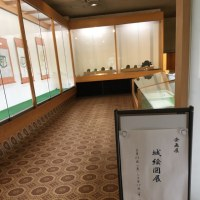 西尾市資料館 「城絵図展」