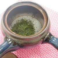 新茶の美味しい淹れ方と日本茶ソムリエ体験♪